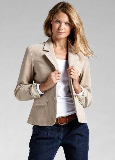 Para não errar na roupa para apresentação do TC não exagere na sensualidade (Foto: posthaus.com.br) Blazer 79,90