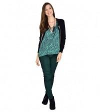 Use roupas para quem tem bumbum achatado e equilibre a sua silhueta (Foto: dressto.com.br) Calça 93,30