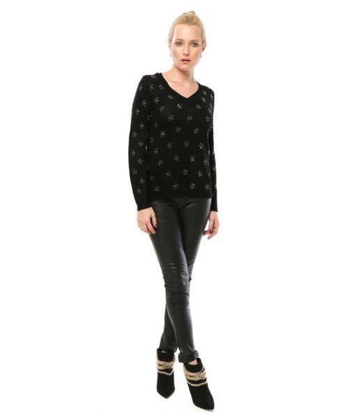 Usar calça de couro no inverno pode ser mais fácil do que você imagina (Foto: dafiti.com.br)