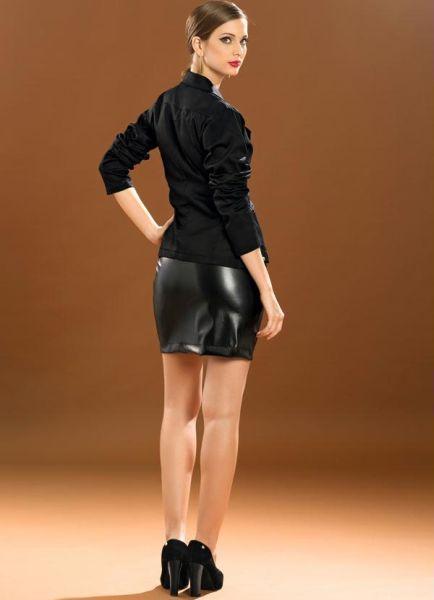 Os modelos de saias para usar no inverno estão bem diversificados (Foto: posthaus.com.br) Saia 49,99