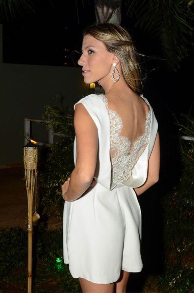 Há vários looks que podem substituir vestidos de festa (Foto: pinterest.com)