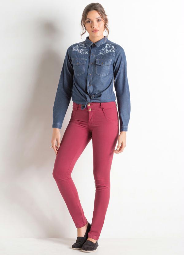 Jeans no Look