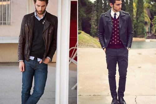 dicas de roupas estilosas para magros