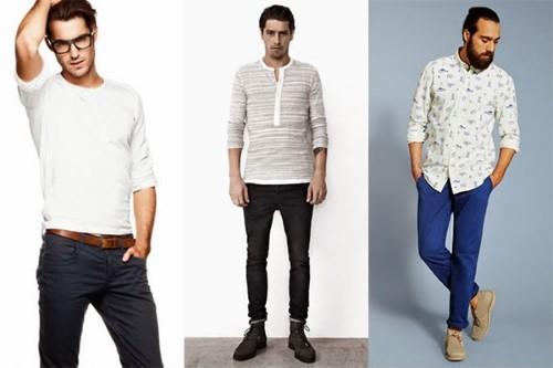 dicas de roupas masculinas estilosas