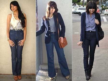 dicas de moda feminina anos 80
