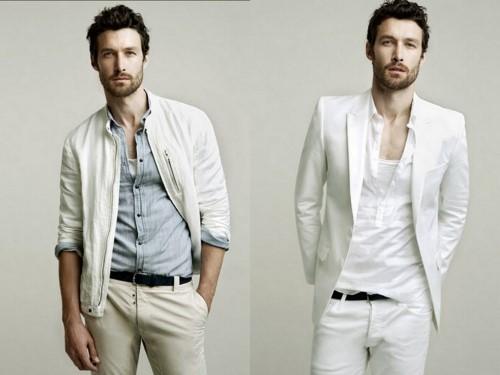 dicas de roupas estilosas para homens magros