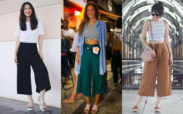 estilos e tendências de moda
