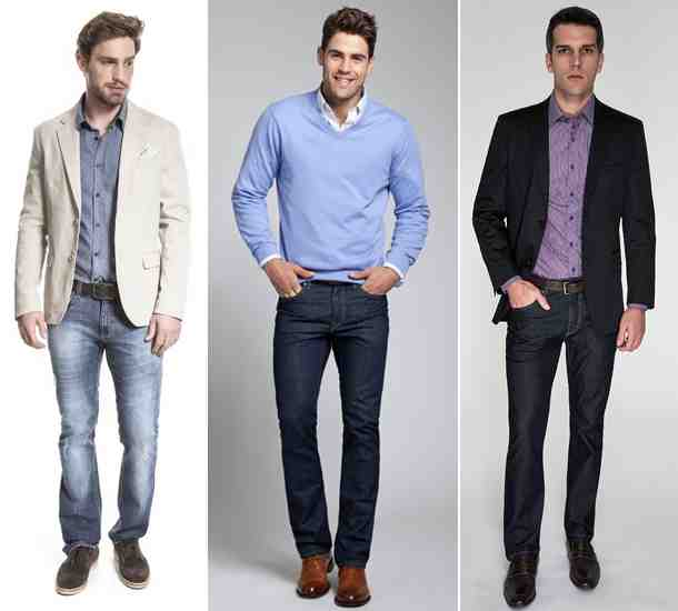 7f6d1ed09 Moda Masculina social  dicas