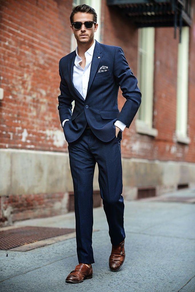 moda masculina social despojado