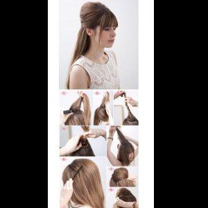 volume penteado