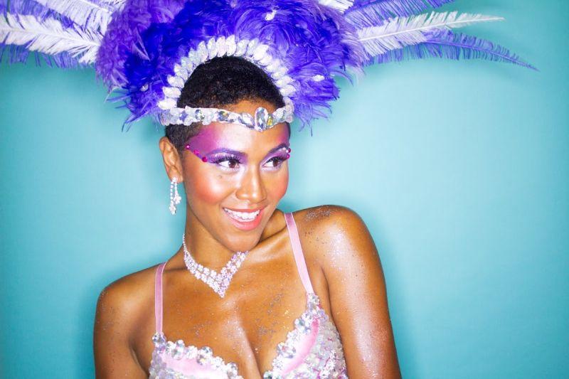 make carnaval passista