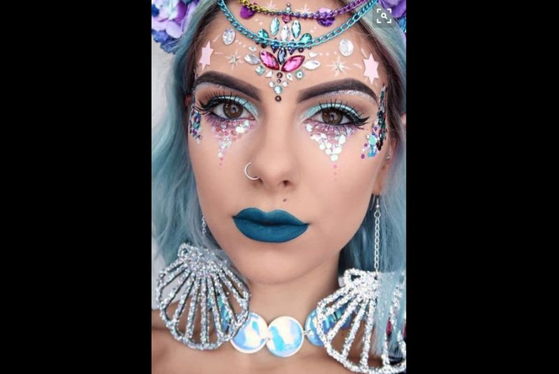 make carnaval bonita