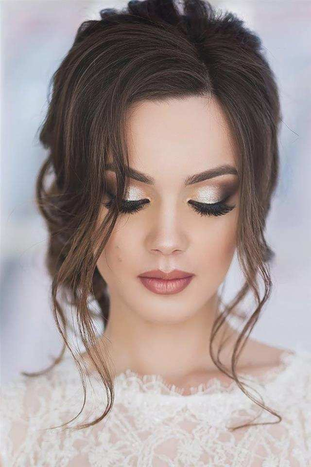 maquiagem para casamento de tarde noiva