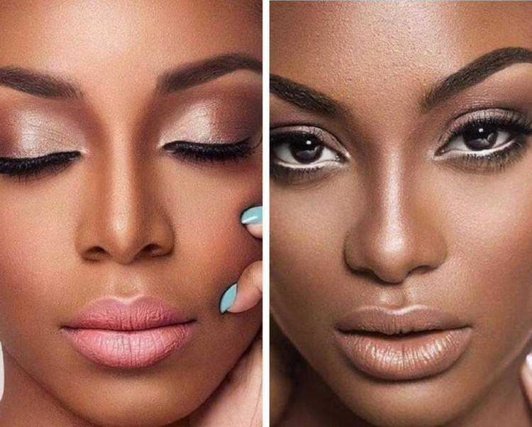 maquiagem para o dia facil