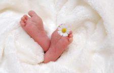 pezinho de bebe
